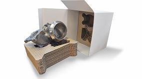 Foto de El proceso innovador de embalaje 3D a medida Pack&Strat en marcha en RSD Engineering