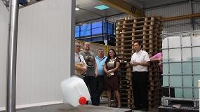 Foto de Especialistas ucranianos visitan Valencia para asesorarse en mercancías peligrosas por exigencia de la UE
