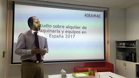 Foto de Aseamac presenta su último estudio de mercado y el nuevo concepto de Foro del Alquiler
