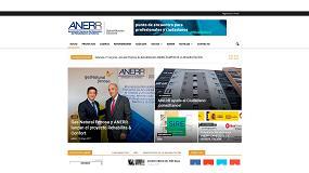 Foto de Anerr lanza su nueva página web