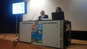 Foto de Afec y su Plan de Promoción de Bomba de Calor, presentes en La Casa Encendida de Madrid