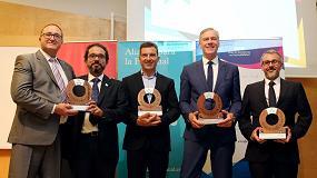 Foto de La asociación Adecat, galardonada con el I Premio Alianza para la FP Dual