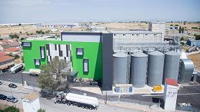 Picture of Arquitectura y rehabilitación industrial con Isopan en la fábrica de Harinas Torija