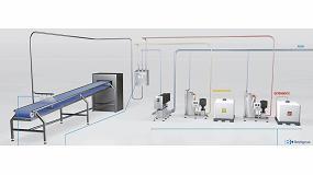 Foto de Betelgeux lanza su innovador Sistema de Higienización Automática de Cintas