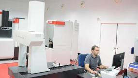 Foto de Ona Electroerosión confía en Sariki con la adquisición de equipos Mitutoyo