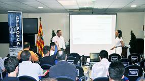 Foto de Éxito en la jornada sobre la Bomba de Calor, Tecnología Eficiente y Renovable organizada por Afec y Orkli Group en Zaragoza