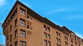 Foto de El Hotel Pamplona Catedral instala las ventanas Rehau para un mayor ahorro energético