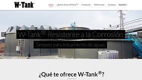 Foto de W-Tank estrena su propia página web
