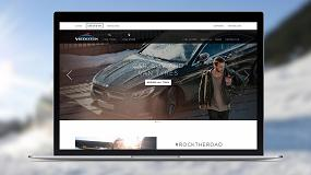 Foto de Vredestein lanza un nuevo sitio web inteligente, intuitivo y centrado en el consumidor