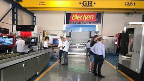 Foto de Emmegi convoca a sus clientes en AD Teknology Blecken, en Valencia