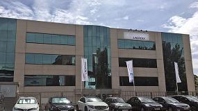 Foto de Lacroix Señalización y Lacroix Traffic inauguran sus nuevas instalaciones en Alcobendas, Madrid