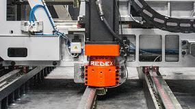 Foto de Redex muestra en la EMO los últimos desarrollos de su concepto cúbico