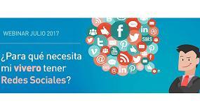 Fotografia de Floramedia presenta el webinar '¿Para qué necesita mi vivero tener redes sociales?' el próximo 11 de julio