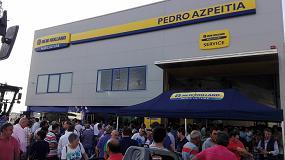 Foto de Inauguradas las nuevas instalaciones de New Holland Pedro Azpeitia en Logroño
