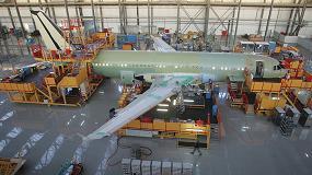 Fotografia de Equipos 'láser tracker' de Hexagon forman parte del proyecto Airbus en Hamburgo