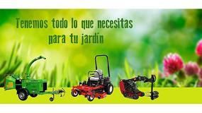 Fotografia de Gomez Oviedo, junto con Riversa, realizarán el próximo 12 de julio una demostración de maquinaria de jardinería profesional en Oviedo