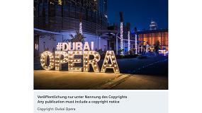 Foto de Siemens transforma la Ópera de Dubái en un espacio inteligente y multidisciplinar
