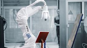 Foto de Dürr y Kuka crean un sistema robotizado para el pintado en el sector industrial