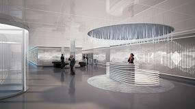 Fotografia de Cushman & Wakefield inicia la comercialización del edificio de oficinas Virto de Axiare