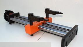 Foto de Metalmaq diseña un nuevo tope RPS-500/2 para plegadora de chapa