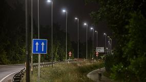 Foto de Axia 2, de Schréder Socelec elegida para un proyecto led en las autovías CV-400 y CV-36