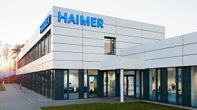 Foto de Haimer amplía su portafolio de servicios con el prerreglaje de herramientas