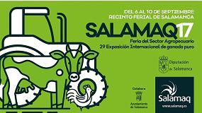 Foto de La Feria Salamaq 17 consolida su crecimiento gracias a la confianza del sector primario
