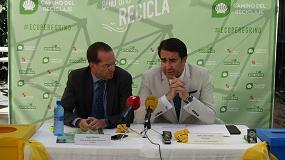 Foto de 'Camino del Reciclaje', nueva campaña para fomentar el reciclaje en la Ruta Jacobea