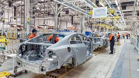 Foto de No todo es 4.0 en las fábricas de coches