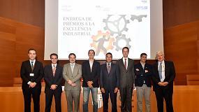 Foto de Mahou San Miguel recibe el Premio a la Excelencia Industrial