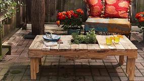 Foto de Ideas creativas para decorar la terraza este verano con los proyectos DIY de Dremel