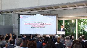 Foto de La Fundación Laboral de la Construcción inaugura en Galicia el Centro de Formación de Referencia en Rehabilitación