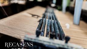 Foto de RECscreen, solución de Recasens para la arquitectura textil