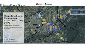 Foto de Upic desarrolla el geoportal de la Conca d'Òdena