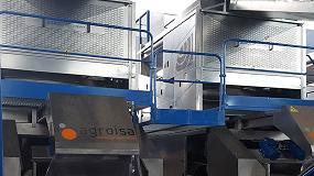 Foto de Agroisa desarrolla un proceso de lavado de aceituna que preserva la actividad encimática