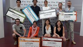 Foto de Una app que une la compra virtual con la tienda gana el premio Reimagine Textile a la mejor start-up