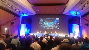 Foto de Facsa expone en el congreso Sludgetech de la IWA los avances del proyecto Life Sto3re