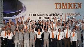 Foto de Timken abre una nueva planta en Europa para producir rodamientos de rodillos cónicos