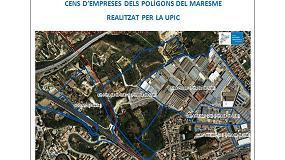 Foto de Upic realiza el censo de empresas de los polígonos industriales del Maresme
