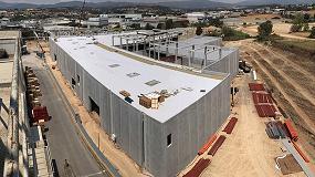 Foto de Inbisa inicia los trabajos de conexión de la nueva fábrica de Idilia Foods con la autovía C-17