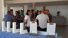 Foto de exlabesa presenta nuevos productos en Palma de Mallorca