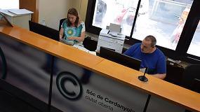 Foto de El Ayuntamiento de Cerdanyola confía en las business inkjet de Epson
