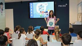 Foto de Cerca de 3.500 escolares de Castellón ya conocen 'El Curso del Agua' de la mano de FACSA