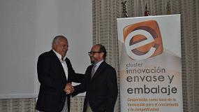 Foto de José Orbe, nuevo presidente del Clúster de Envase y Embalaje valenciano