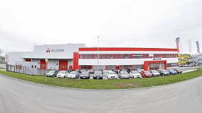 Foto de Ferromatik continúa la producción en su planta alemana de Malterdingen hasta 2019