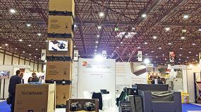 Foto de Embalajes industriales en Empack Porto de la mano de DS Smith Tecnicarton