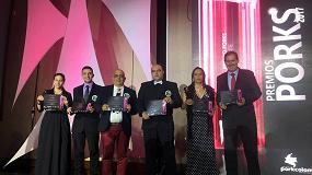 Foto de Celebrada la primera gala de los premios Porks en Colombia
