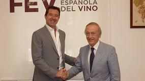 Picture of Miguel A. Torres sustituye a Christian Barré en la presidencia de la FEV