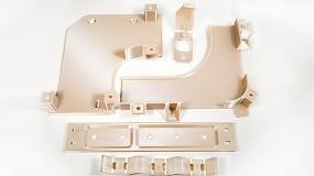 Foto de Stratasys imprime en 3D piezas de polímeros en serie para el Airbus A350