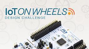 Foto de La comunidad de element14 pone en marcha el concurso de diseño 'IoT on Wheels' con STMicroelectronics
